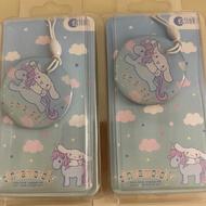 Sanrio cinnamoroll ezlink charm flying horse pony unicorn