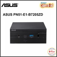ASUS PN51 PN51-E1-B7205ZD Ryzen 7 Complete Mini PC (Brought to you by Global Cybermind)