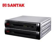 Shante C3KRS online rack UPS uninterruptible power supply 3KVA/2.4KW regulated external battery
