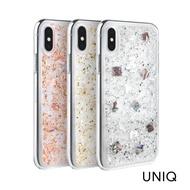 【UNIQ】LumenceClear iPhone XR真正珍珠貝殼雙料防摔手機殼
