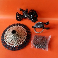 Mini Groupset Shimano Deore Xt 12 Speed M8100 Package