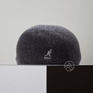 KANGOL Seamless Wool 507 灰色 羊毛 小偷帽 貝雷帽 鴨舌帽 187169002-03