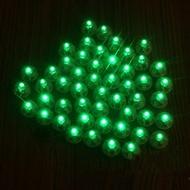 5顆LED發光氣球燈裝飾氣球燈七彩閃光小球氣球燈