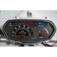 [車殼專賣店] 適用:風雲125(塑膠油桶) 原廠碼錶,碼表 $1950