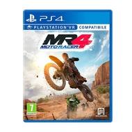 PS4 VR MOTO RACER 4 (EUROPE) / แผ่นเกมส์ PS4