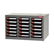 【樹德】零件櫃 A6-318P 18格ABS抽屜 專業 工具櫃 物料櫃 五金櫃 空間收納