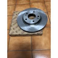 NISSAN 日產 ROGUE 08- 後 煞車盤 後盤 後碟盤 劃線盤 鑽孔劃線盤 台製品 外銷件