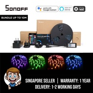 SONOFF L1 Smart LED Light Strip, Compatible with Alexa & Google Home, Works with NEST