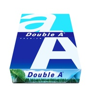 "Double A Printing Paper A4 - 500 Sheets - 80GSM- Dimensions 8.3"" x 11.7"" - White"