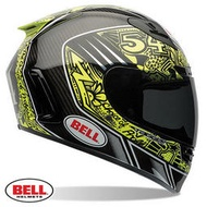 DNS部品 Bell Star Carbon TAGGER TROUBLE 碳纖維安全帽 BELL 全罩安全帽