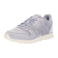 NEW Reebok Women's Casual Fashion Shoes Classic Leather Satin Sneakers Authentic