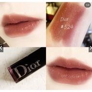 現貨在台❤ Dior 迪奧 癮誘超模 巨星 唇膏 #639 #740 #524 dior lip