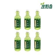 【室翲香】天然香茅油芳香劑550ml*6入組(補充瓶)