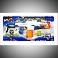 NERF 對戰系列 戰鬥動作 紀錄電動衝鋒槍 玩具槍