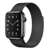 hot สายเปลี่ยนนาฬิกาข้อมือ Watch Band Milanese Loop Series 1 2 3 4 5 6 44 มม 4 มม 38 มม 42 มม สาย applewatch 6 se 47