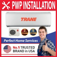 Trane 1HP/1.5HP/2HP/2.5HP Air Conditioner (4MCW6509) 1.0HP Aircond, Express Direct Shipping