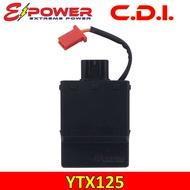 YTX125 YAMAHA CDI E POWER