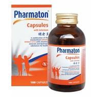 Pharmaton Multivitamin Capsules 100's (EXP: 08/2022)
