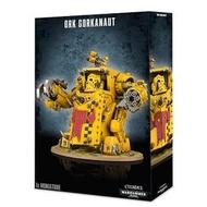 Games Workshop Warhammer 40000 戰鎚 【重型支援】歐克蠻人葛克機兵/莫克機兵 Ork Gorkanaut / Morkanaut