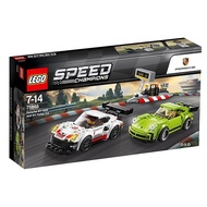 LEGO 樂高 SPEED 賽車系列 - LT75888 保時捷 911 RSR Turbo 3.0