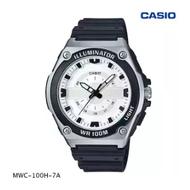 Casio | นาฬิกาข้อมือผู้ชาย รุ่น MWC-100H สายเรซิน