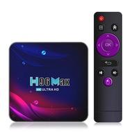 H96 MAX RK3318 Smart TV Box Android 11 2GB 4GB 4K Youtube Media Player H96 MAX TV BOX Set Top Box TV Box