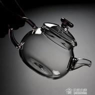 現貨玻璃茶壺耐高溫小號過濾可燒煮茶透明家用簡約加厚泡茶器 生活主義9-7