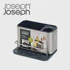 Joseph Joseph 不鏽鋼水槽瀝水收納架