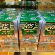 Tic Tac 迷你清新口氣 薄荷糖 涼糖 機場代購