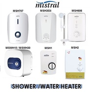 MISTRAL Shower Heater / Storage Water Heater / Anti Scald Device