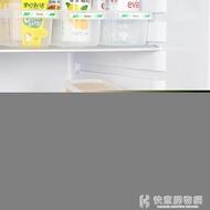 日本進口面條保鮮盒面條收納盒塑料長方形面條盒密封冰箱掛面盒子