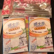 日本制博士多萬用清潔錠(假牙 保溫瓶 餐具用品等皆適用)
