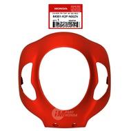 64301-K2F-N00ZN Cover Front Panel Tameng Lampu Depan Scoopy eSP K2F 2020 Merah DOF ORIGINAL AHM