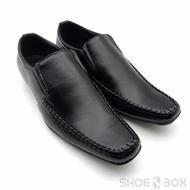 Cabaye รองเท้าคัชชูผู้ชาย รองเท้าทางการ CA112 - Black