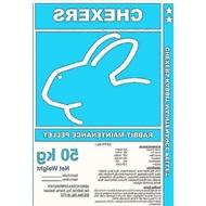 Chexers Rabbit Pellet  1kg
