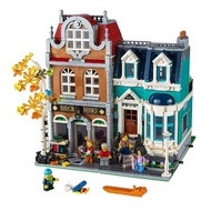 缺貨【Mr.Brick】LEGO 10270 Bookshop