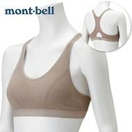 Mont-Bell 運動內衣/排汗內衣/登山/路跑/馬拉松/瑜珈有氧/健身 Zeo-Line Mesh 1107631 PKBG 香檳粉