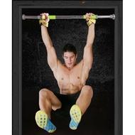 加厚更安全 室內單槓 室內房門框 單槓 引體向上 室內 仰臥起坐  健身 胸肌 可承重160kg【R19】