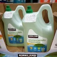 好市多代購-科克蘭環保濃縮洗碗精3.99公升-1單限一組