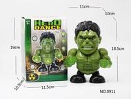 復仇者聯盟 鋼鐵人 鋼鐵俠 抖音同款 跳舞鋼鐵人 電動鋼鐵人 兒童玩具 大黃蜂 禮物 綠巨人 浩克