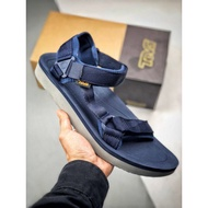 Authentic Madness x TEVA Universal Yu Wenle joint summer outdoor Casual shoes wild Men sandals Navy blue 39.5-45.5