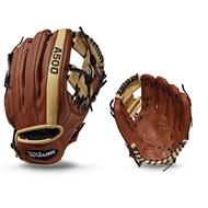 野球人生---WILSON A500 美系棒壘手套 WTA05RB1911