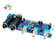 🔥Karaoke Microphone Amplifier Board Preamplifier Reverberation