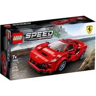LEGO 樂高Speed Champions賽車- LT76895 Ferrari F8 Tributo