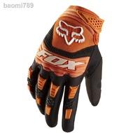 Fox Head Racing Gloves Bike Long Finger Wearable Gloves