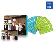 [MEDIHEAL] MEDIHEAL X BTS Facial Mask Sheet Special Set/Mask Sheet 10ea + BTS Photocard 14ea (04 Ski