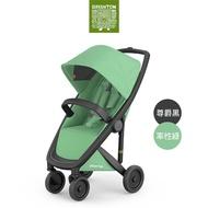【荷蘭Greentom】Classic經典款-經典嬰兒推車(尊爵黑+率性綠)