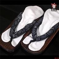 【伊思秀】全棉分趾襪兩指襪二指襪女日本和風二趾襪兩趾襪cosplay木屐襪子