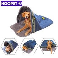 wholesale HOOPET Pet Dog Bed Mascotas Beds for Large Dogs Pet Mat Blanket Small Dog Mattress Foldabl