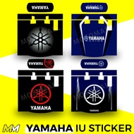 YAMAHA Motorcycle IU Sticker / IU Decal